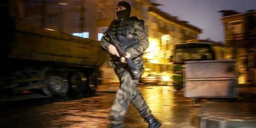 Terör operasyonu: 19 gözaltı