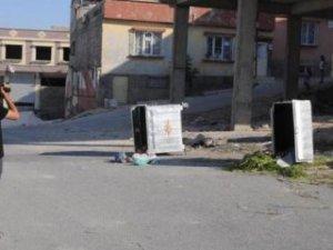 Gaziantep'te çöpte bulunan bacaklar Suriyeliye ait çıktı!