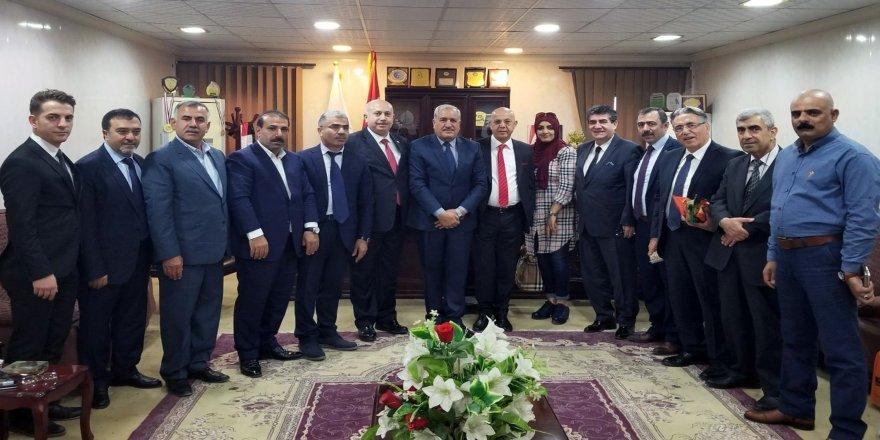 Türk gıdacılar Irak'tan iş bağlantılarıyla döndü