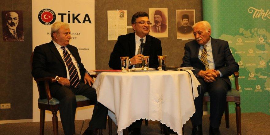 Mehmet Akif Ersoy, Budapeşte'de anıldı