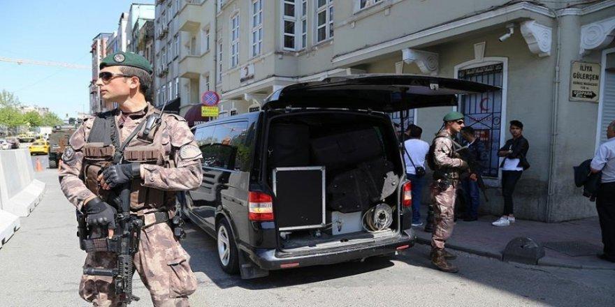 Afrin'e giriş-çıkışlar kapatıldı