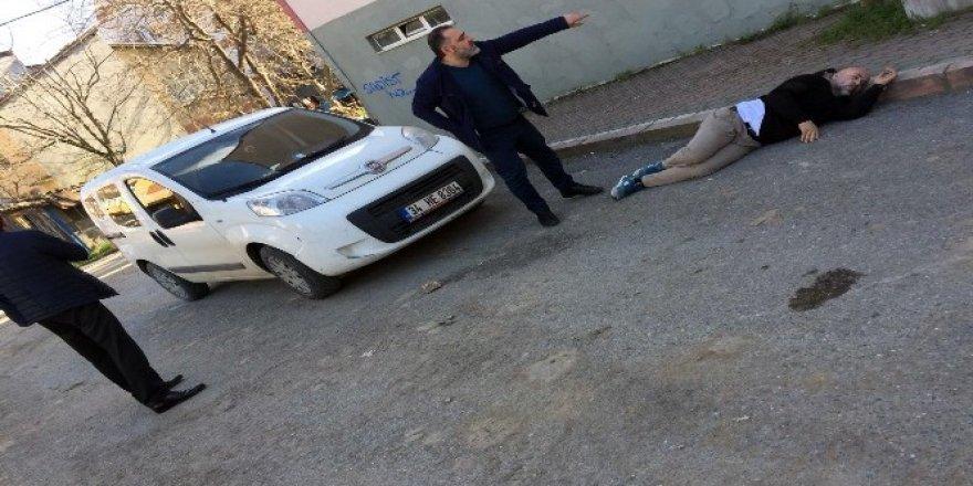 Gebze'de tartıştığı kişiyi 4 el ateş ederek vuran kadın yakalandı