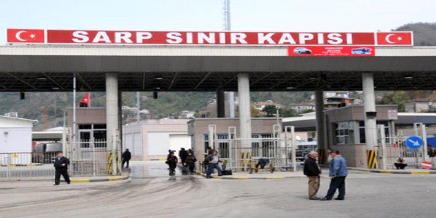 Türkiye'nin Gürcistan'a açılan kapısı kapanıyor