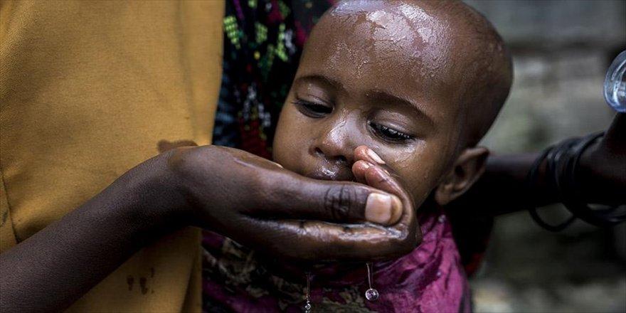 Gana'da su sıkıntısı!