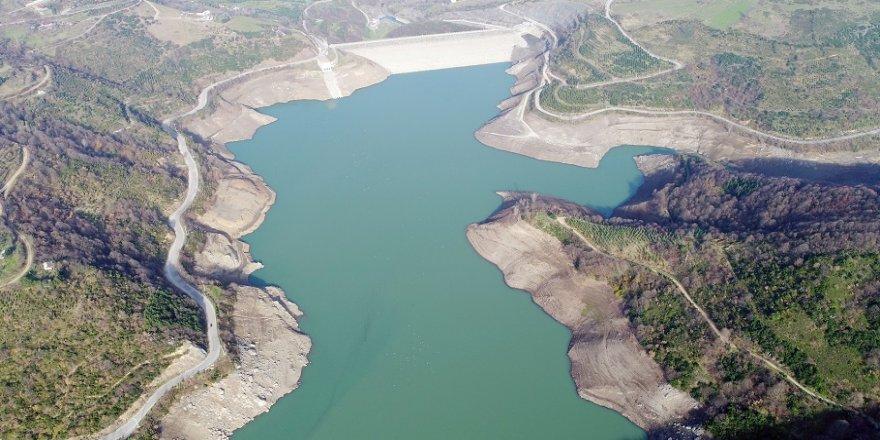 Yuvacık Barajı'ndan sevindirici haber!
