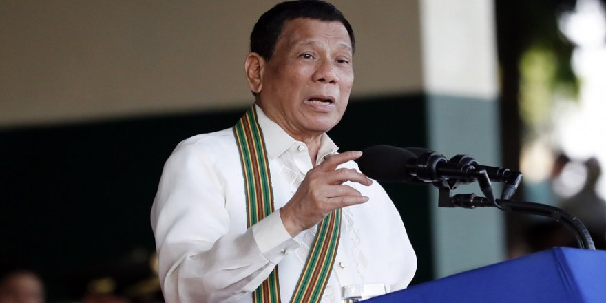 Duterte, 3. kez ulusa seslendi