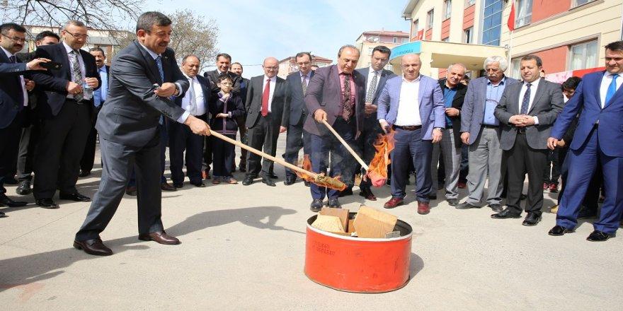 Darıca'da Nevruz sevinci