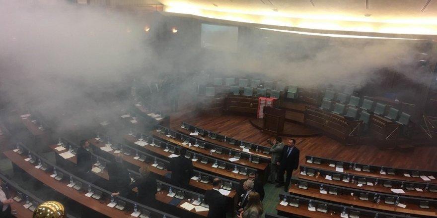 Meclis karıştı!