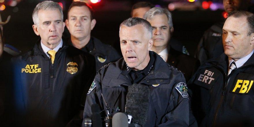 Austin bombacısı kendini öldürdü