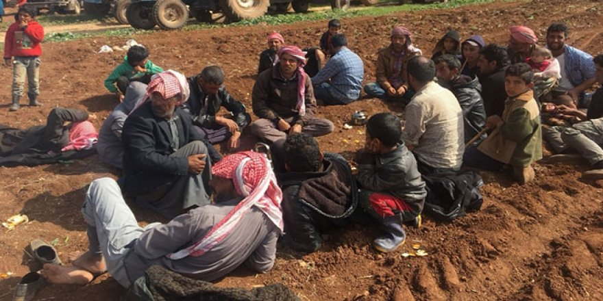Afrin'de ibadet yasağı !