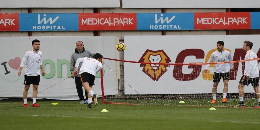 Galatasaray'da Trabzonspor hazırlıkları eksik başladı