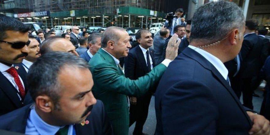 Erdoğan'ın korumalarına yönelik dava düşürüldü