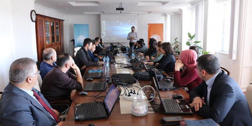 NETCAD eğitimleri başladı