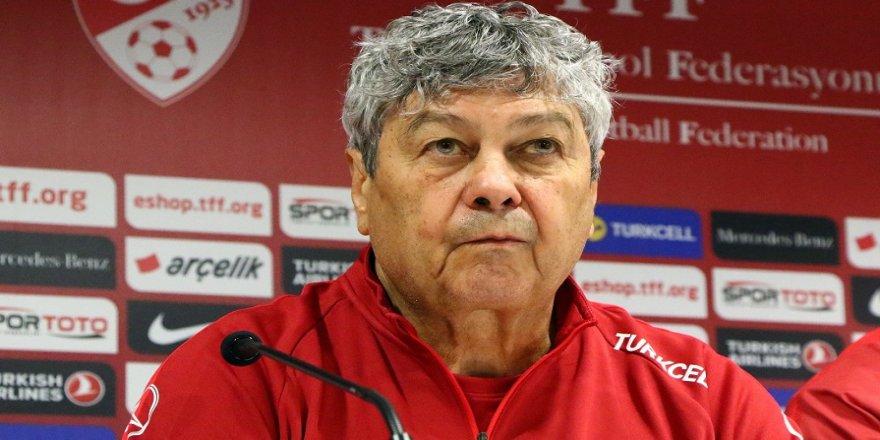Lucescu: Milli Takımın çekirdeğini oluşturuyoruz