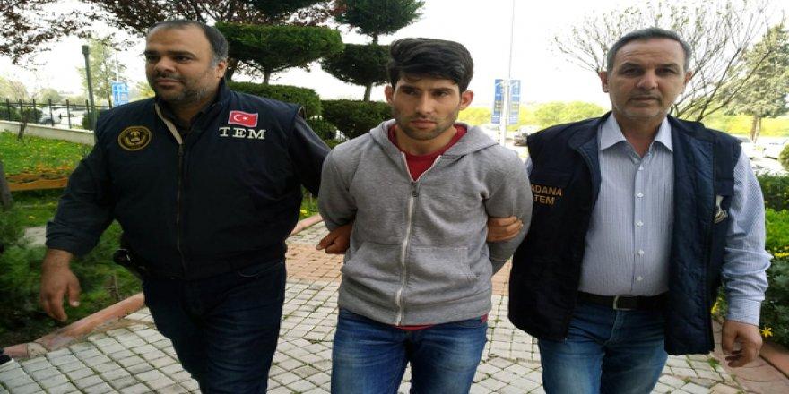 Türk bayrağına saygısızlıktan tutuklanan Suriyeli konuştu