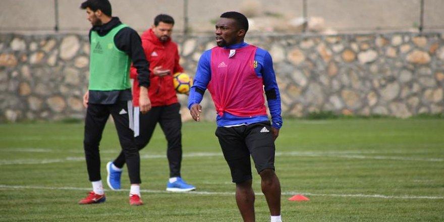 Azubuike: Süper Lig'de kalacağız