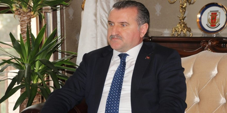 Bakan Bak: Türkiye, bölgeyi terörden arındırıp barışı taşıdı