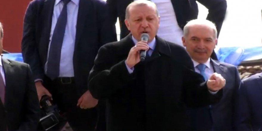 Cumhurbaşkanı Erdoğan'dan Münbiç çıkışı