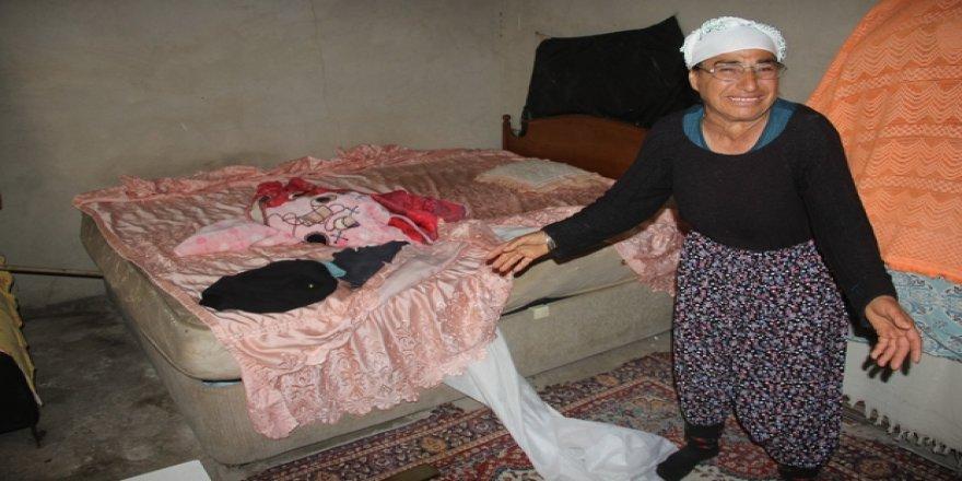 Bozuk bazaya süpürge saplı önlem çocuğu öldürdü