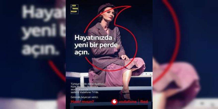 Türkiye'nin ilk dijital tiyatro oyunu 'Kürk Mantolu Madonna'  tiyatroseverlerle buluşacak