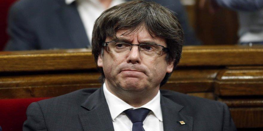 Puigdemont'un tutukluluk süresine zatma