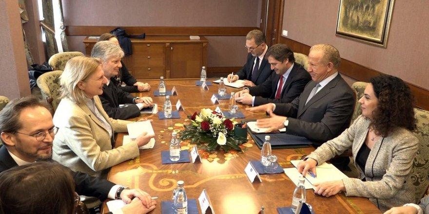 Avusturya Dışişleri Bakanı'ndan Kosova ziyareti