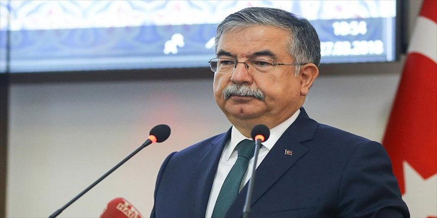 Yılmaz: Türkiye'nin tökezlemesini bekleyenler var