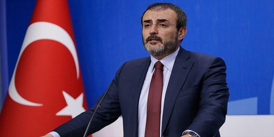 AK Parti Sözcüsü Ünal'dan erken seçim açıklaması