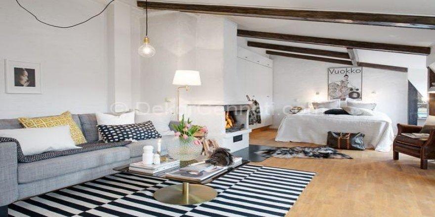 Küçük Evler İçin Dekorasyon Modelleri ve Örnekleri