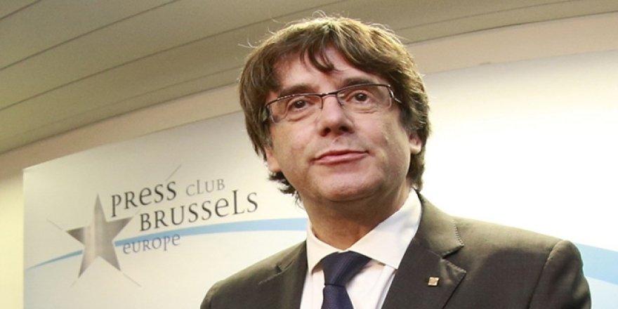 Almanya, Puigdemont'u iade edilebilir