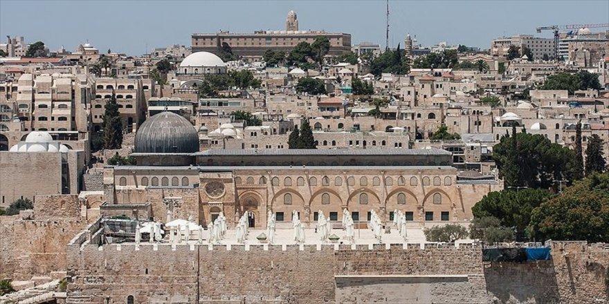 Yahudilerden 'Mescid-i Aksa'yı boşaltma' çağrısı