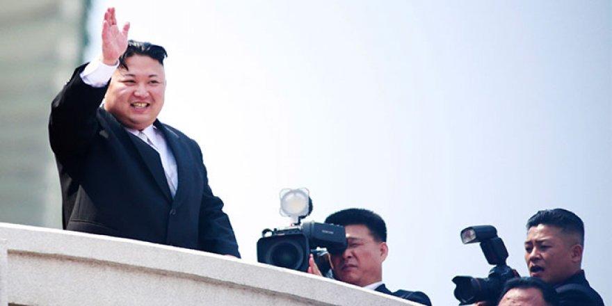 Kuzey Kore liderinden Çin'de flaş açıklama
