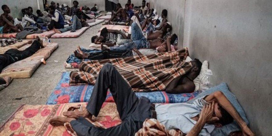 İsrail, 20 Bin bekar erkek sığınmacıyı sınır dışı edecek