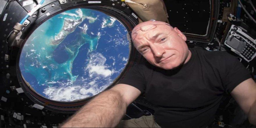 Uzaydan dönen astronotun DNA'sı değişti!