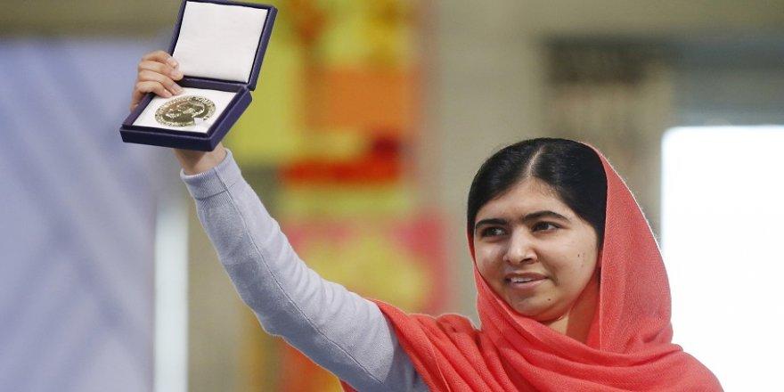 Nobel ödüllü Malala ülkesine dönüyor
