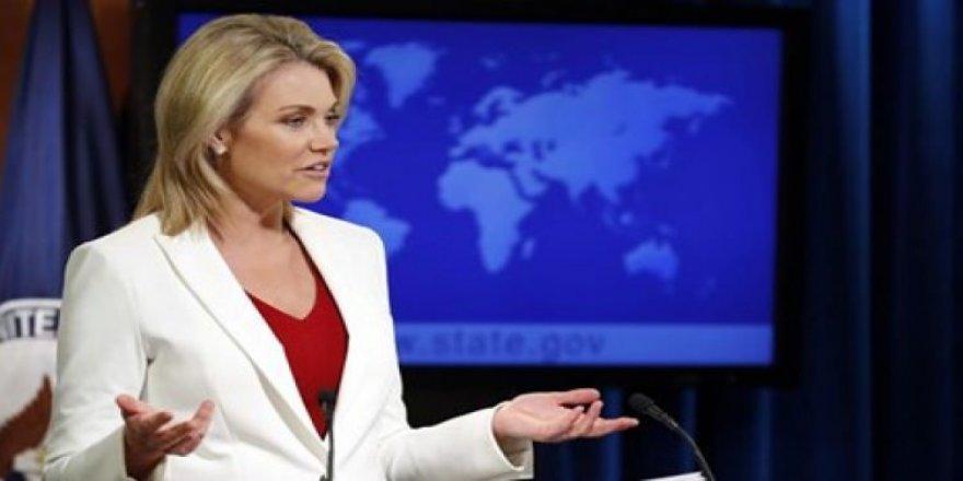 ABD'den 'Rahip Brunson' açıklaması