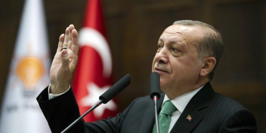 Erdoğan'dan sert sözler: Çatlayın, patlayın, yıktık