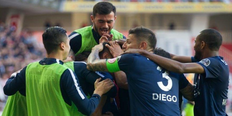 Antalyaspor derin nefes aldı!