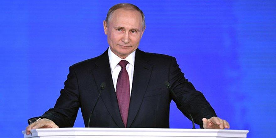 Putin'in kampanyası sonuç verdi