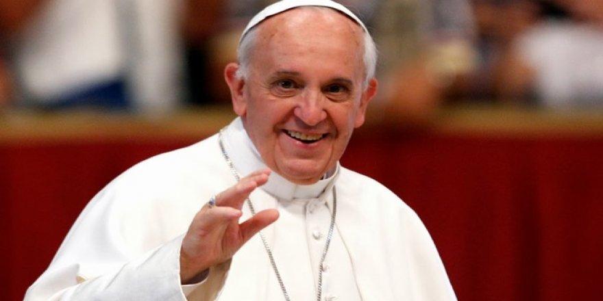 Papa Francis'den barış çağrısı