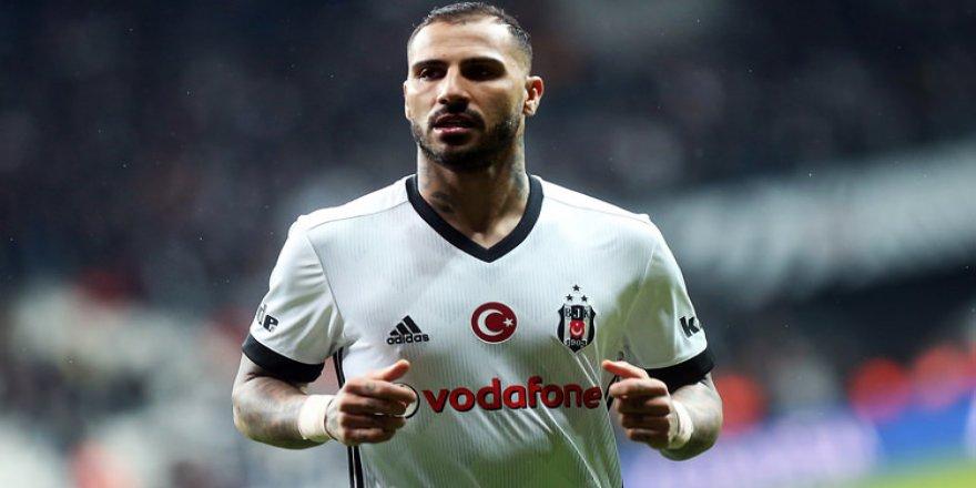 Beşiktaş Quaresma'yı arıyor