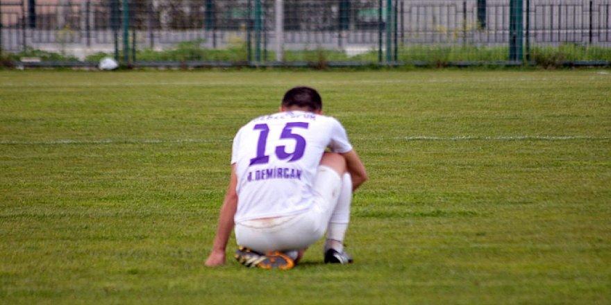Gebzespor'un şampiyonluk sevinci haftaya kaldı