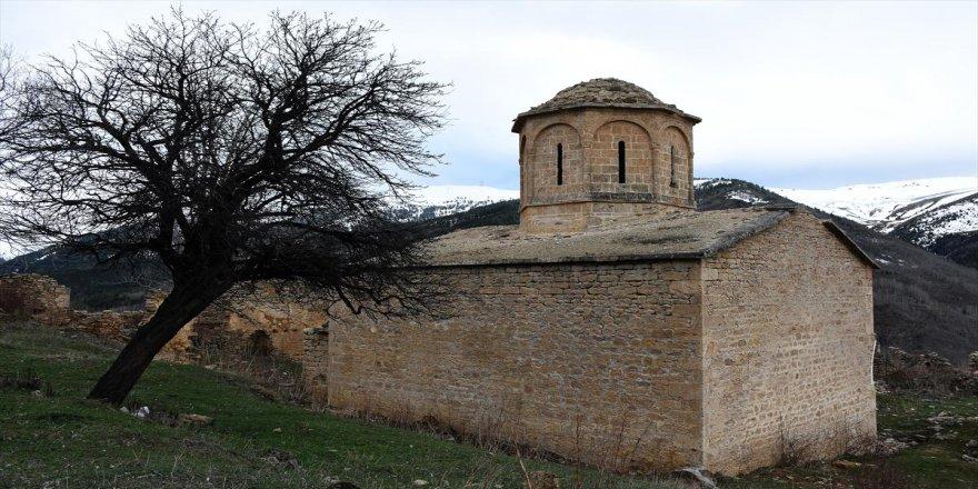 İmera Manastırı 668 Yıldır Ayakta