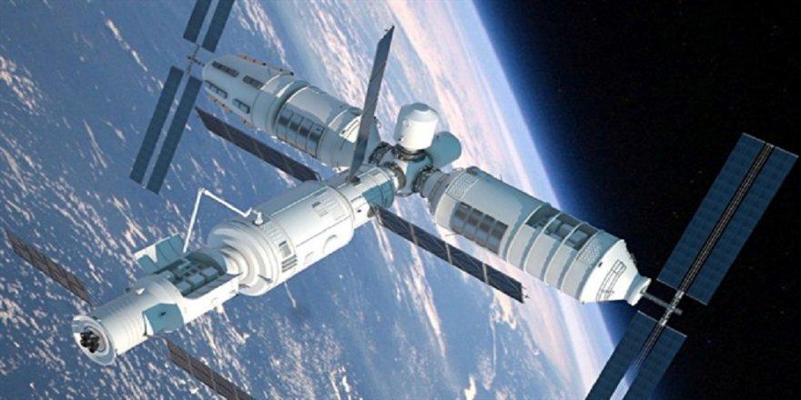 Çin'in uzay istasyonu Güney Pasifik üzerinden atmosfere girdi