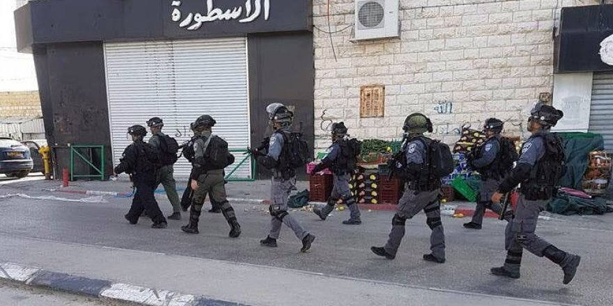 İsrail askerleri, mülteci kampına saldırdı