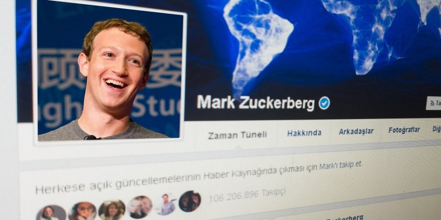 Zuckerberg, ifade vermeye çağrıldı