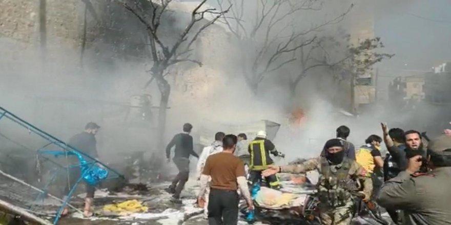 El Bab'da patlama: 9 ölü
