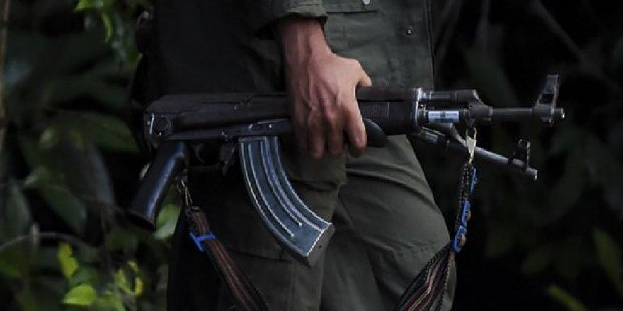 FARC, 256 kilogram altın teslim etti
