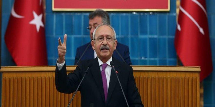 Kılıçdaroğlu'dan Cumhurbaşkanı Erdoğan'a ''postal'' yanıtı