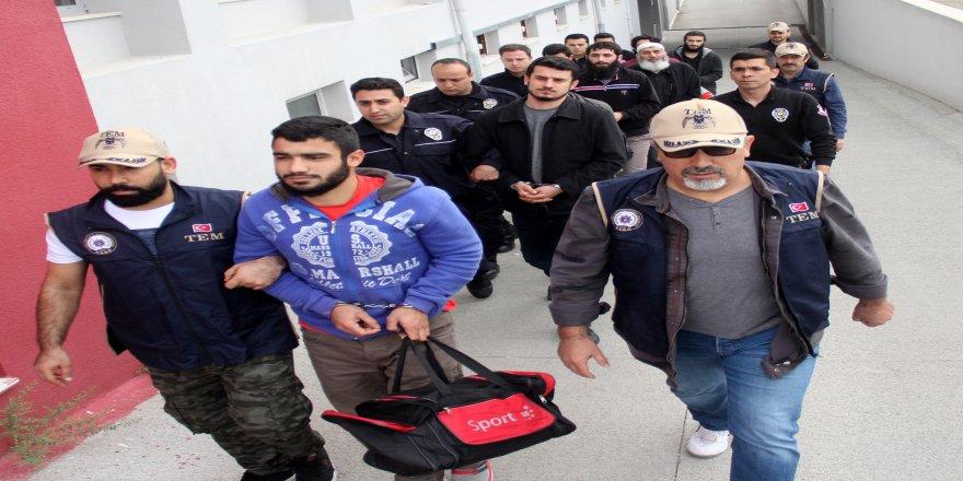 DEAŞ'ın istihbaratçı celladı tutuklandı